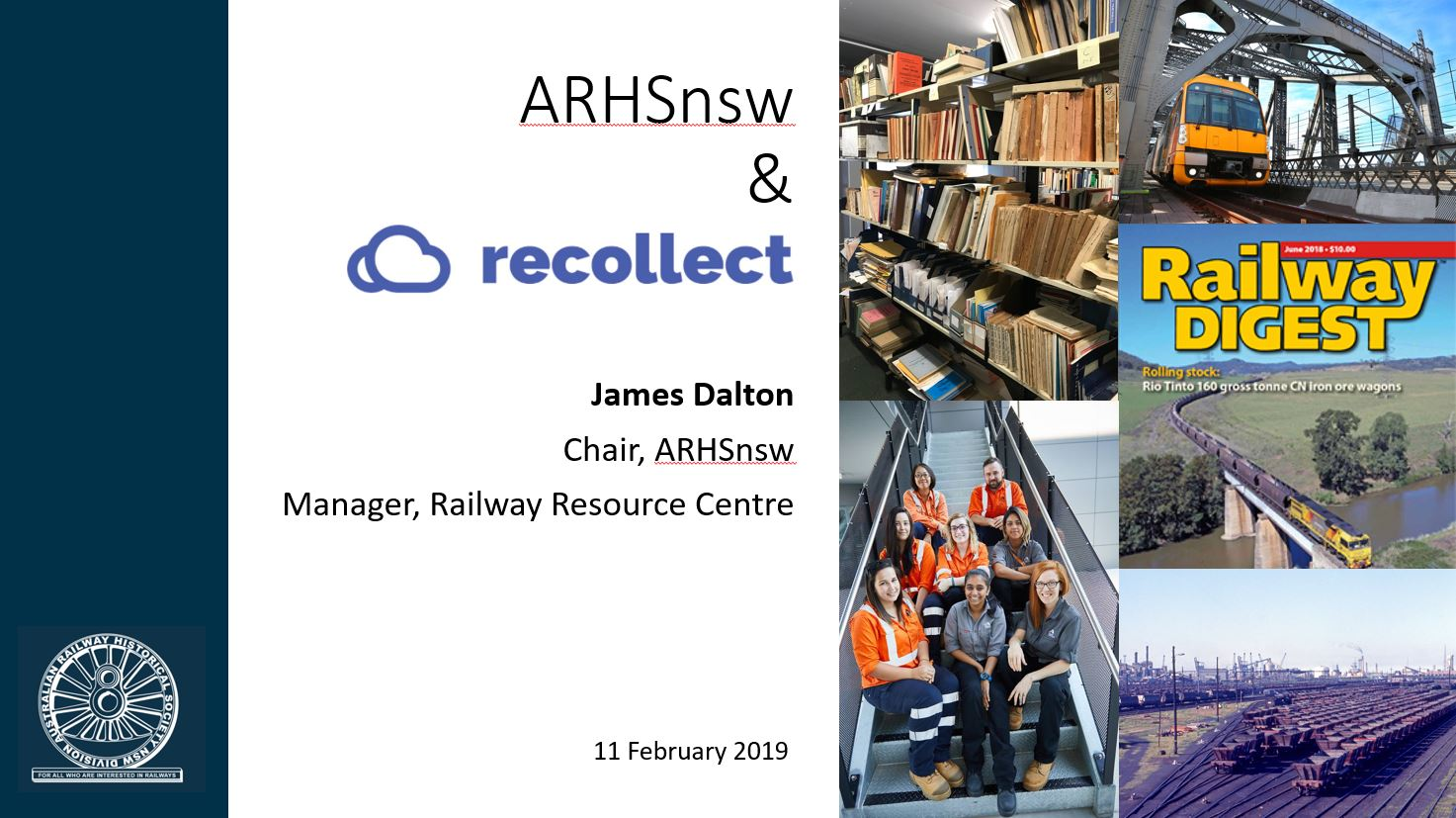 Recollect Forum_ARHSnsw