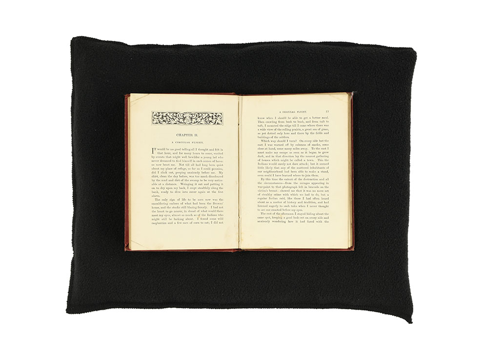 Book on Cushion_NZMS